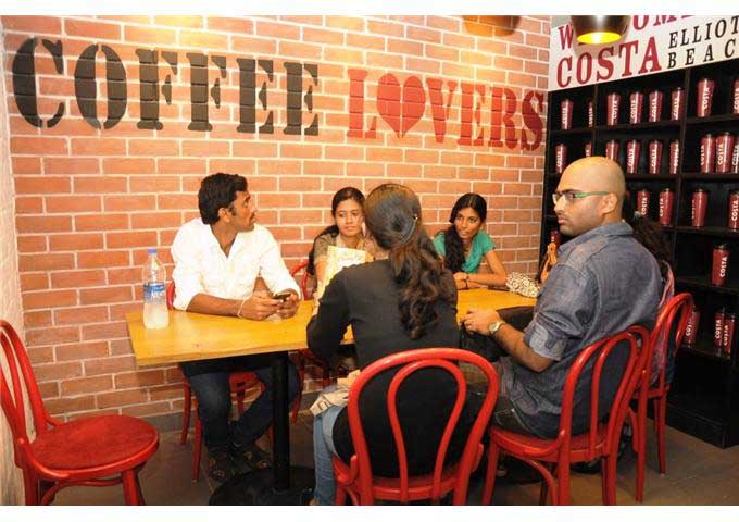 coffee lover places