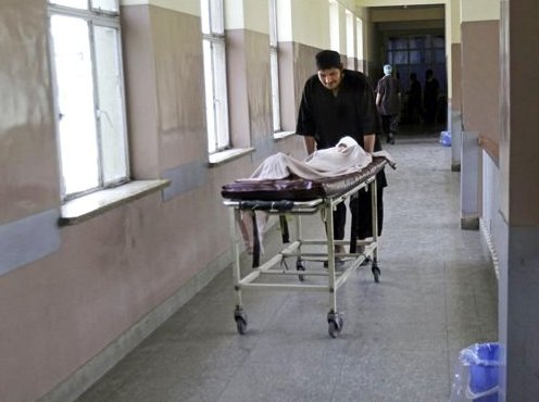 An explosion by Taliban struck Persian New Year's eve in Kabul
