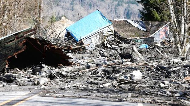 Death Toll Rises to 24 after a Landslide in US