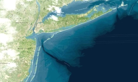 Storm Protection to be offered by artificial islands of NY