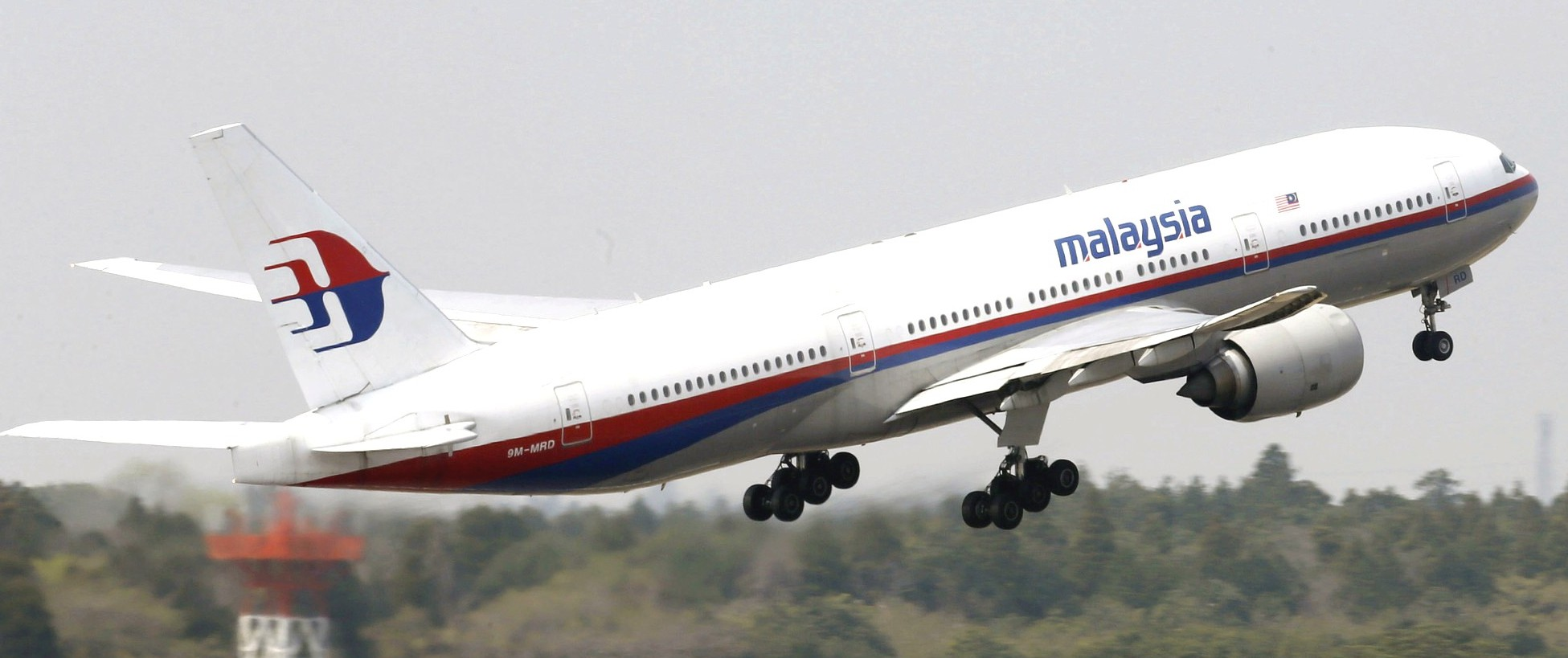 Malaysia Plane Missing