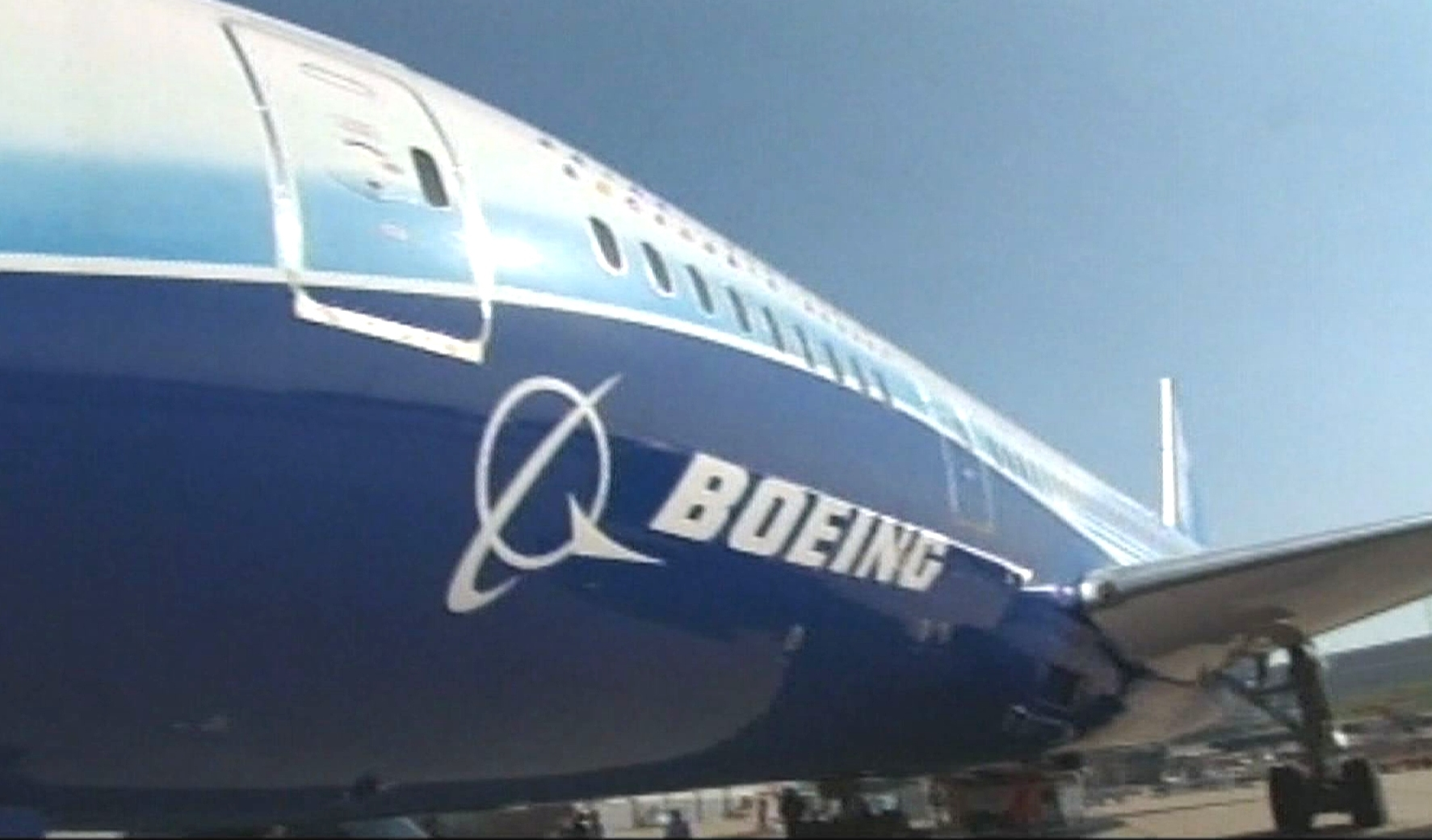 Boeing to sell in Iran