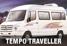 Tempo Traveller rental india